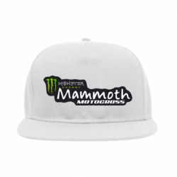 Снепбек Monster Energy Mammoth Motocross - FatLine