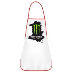 Фартук Monster Energy Paint - FatLine