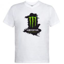 ������� ��������  � V-�������� ������� Monster Energy Paint - FatLine
