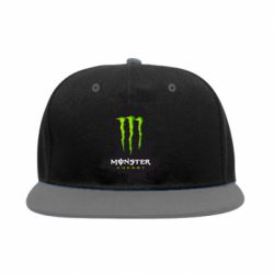 Снепбек Monster Energy Paint - FatLine