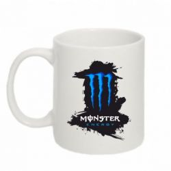 Кружка 320ml Monster Energy Paint - FatLine