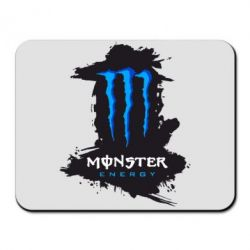 Коврик для мыши Monster Energy Paint - FatLine