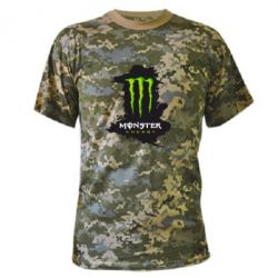 ����������� �������� Monster Energy Paint - FatLine