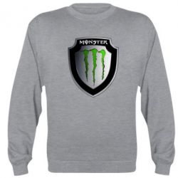 Реглан Monster Energy шеврон