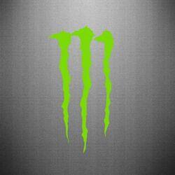 Наклейка Monster Energy Stripes 2 - FatLine