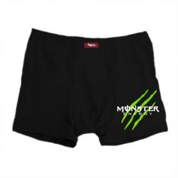 Мужские трусы Monster Energy Stripes - FatLine