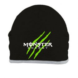 Шапка Monster Energy Stripes - FatLine