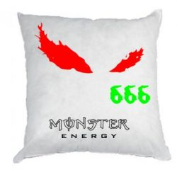 Подушка Monster Eyes 666 - FatLine