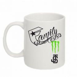 Кружка 320ml Monster Family - FatLine