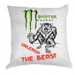 Подушка Monster Inleash The Best - FatLine
