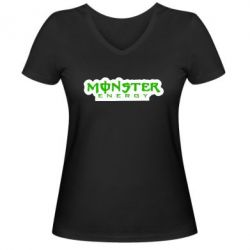 ������� �������� � V-�������� ������� Monster Small - FatLine