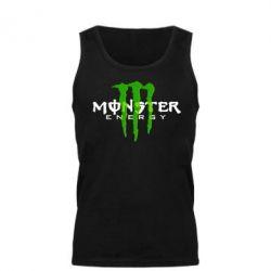 Мужская майка Monter Energy Classic - FatLine