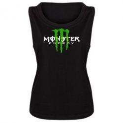 Женская майка Monter Energy Classic - FatLine