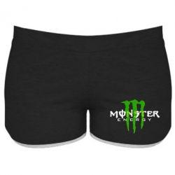 Женские шорты Monter Energy Classic - FatLine