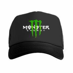 Кепка-тракер Monter Energy Classic - FatLine