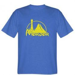 Мужская футболка Mordor (Властелин Колец) - FatLine