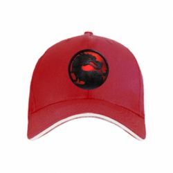 Кепка Mortal Kombat Logo