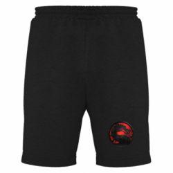 Мужские шорты Mortal Kombat Logo