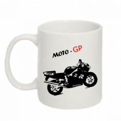 Кружка 320ml Moto GP Logo - FatLine
