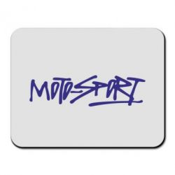 Коврик для мыши MOTO SPORT - FatLine