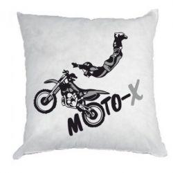 Подушка Moto-X - FatLine