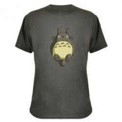 Камуфляжная футболка Мой сосед Тоторо - FatLine
