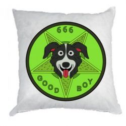 Подушка Mr. Pickles Good Boy - FatLine