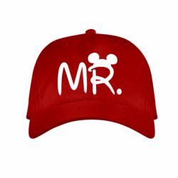 Детская кепка Mr. - FatLine