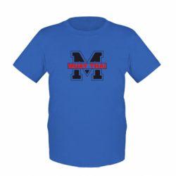 Детская футболка Muay Thai Big M - FatLine