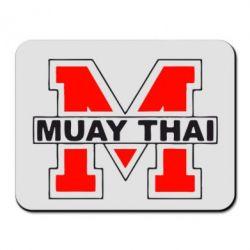 Коврик для мыши Muay Thai Big M - FatLine