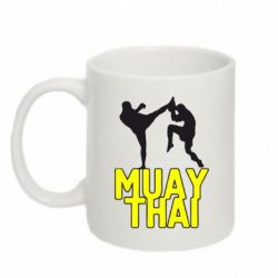Кружка 320ml Muay Thai Championship - FatLine