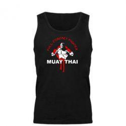 Мужская майка Muay Thai Full Contact - FatLine