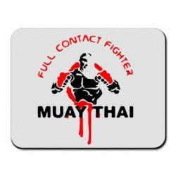 Коврик для мыши Muay Thai Full Contact - FatLine