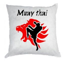 Подушка Muay Thai Lion - FatLine