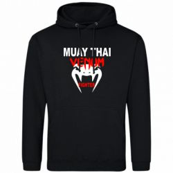 Толстовка Muay Thai Venum Fighter