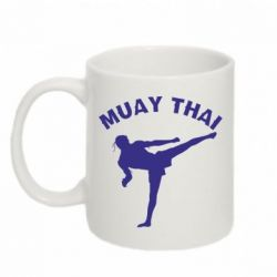 Кружка 320ml Muay Thai