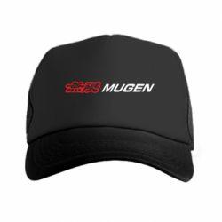 Кепка-тракер Mugen Logo - FatLine