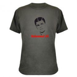 Камуфляжная футболка Muhammad Ali - FatLine