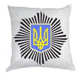 Подушка МВС України - FatLine