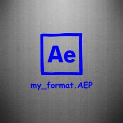 �������� My format AEP