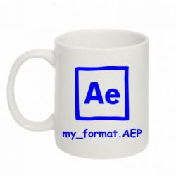 ������ My format AEP