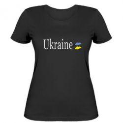 Женская футболка My Ukraine - FatLine