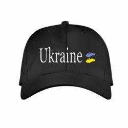 Детская кепка My Ukraine - FatLine