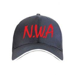 Кепка N.W.A Logo - FatLine