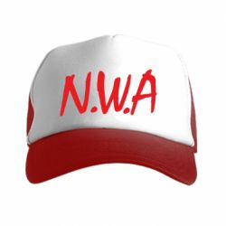 �����-������ N.W.A Logo - FatLine