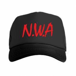 Кепка-тракер N.W.A Logo - FatLine