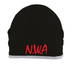 Шапка N.W.A Logo - FatLine