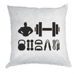 Подушка Набор спортсмена - FatLine