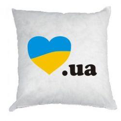 Подушка Народився в Україні - FatLine