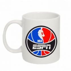 Кружка 320ml NBA ESPN - FatLine
